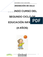 Programación aula Exploradores 4 años Infantil Nacional.doc