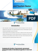 Analyzing Factors for success of Travel and Tourism in a country