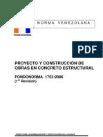ESTRUCTURAS DE CONCRETO 1753-2006