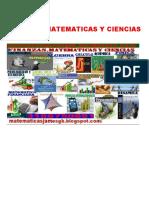 Finanzas,Matematicas y Ciencias