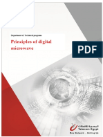 Principles of Digital Microwave