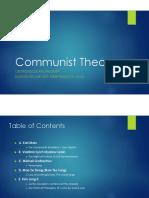 Communist Theory - PDF