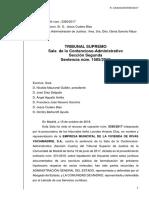 Sentencia Impuesto Actos Jurídicos Documentados