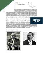 EL COMPOSITOR HIPÓLITO RODRÍGUEZ HERNÁNDEZ (1860-1936), Fernando Abaunza
