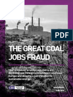 _2018 - the great coal jobs fraud | Study
