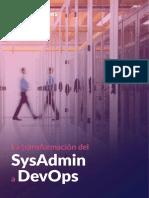 Trasformacion SysAdmin a DevOps