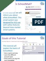 Tutorial 2 - What is ePals School Mail?