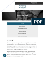 Defence Lawyers Adelaide