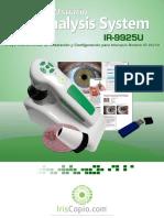 Instrucciones Iriscopio