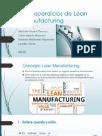 7 Desperdicios de Lean Manufacturing