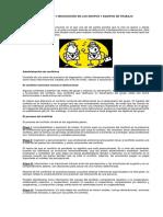 Conflicto y Negociación en Los Grupos y Equipos de Trabajo
