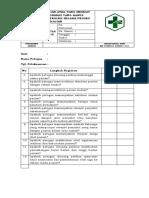 DAFTAR TILIK 7.2.2 KAJIAN AWAL YANG MEMUAT INFORMASI YANG HARUS DIPEROLEH SELAMA PROSES PENKAJIAN.docx