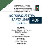 Santa Maria Travajo