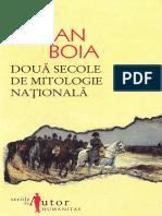 Boia, Lucian - Doua Secole de Mitologie Nationala