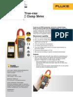 FLUKE 902 User Manual
