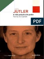 BUTLER, Judith.a Vida Psiquica Do Poder-Teorias Da Sujeito.2017.PDF