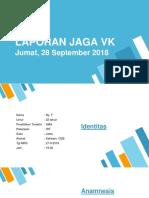 MR Amira Riezqa 27-9-2018