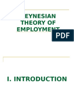Full -Keynesian Theory of Employment