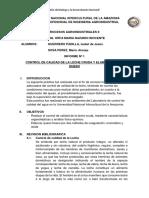 ELABORACION DE QUESO FRESCO