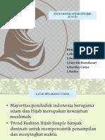 Studi Bisnis Hijab Online Alsy