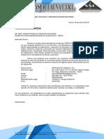 Carta de Presentación EDSURTAC SSG