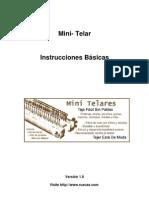 Instrucciones Mini Telar