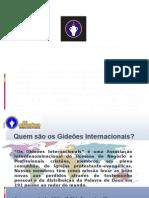Os Gideões Internacionais