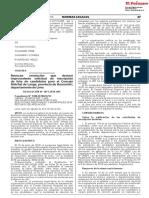 Revocan resolución que declaró improcedente solicitud de inscripción de lista de candidatos para el Concejo Distrital de Langa provincia de Huarochirí departamento de Lima