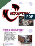 Corruption N