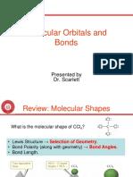Molecular Orbitals and Bonds(1)