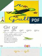 Consonante GR