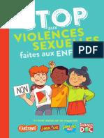 Livret STOP Aux Violences Sexuelles