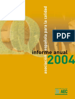 Informe AEC