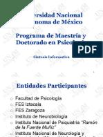 MAESTRIA Y DOCTORADO EN MEXICO