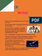 dance music history