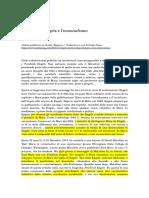 John Bellamy Foster | Il Ritorno di Engels e l'Ecosocialismo (R-project)