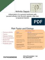 Arthritis Sepsis.pptx