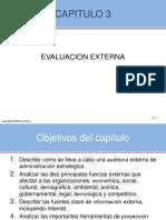 Presentacion 3 Evaluacion Externa