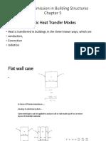 Heat Transmission in Buildings