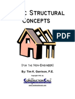 Basic Structural Concepts