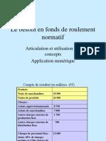 Calcul Du BFRN