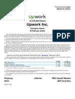 Upwork Inc.