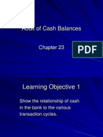 263141414-Chapter23-Audit-of-Cash-Balances.ppt