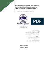 Documento ISO31000