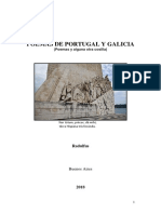 Poemas de Portugal y Galicia