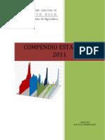 Departamento de Agricultura -  Compendio Estadistico del Ingreso Bruto Agrícola 2011