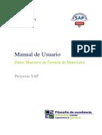 MANMM001 Datos Maestros Gestión de Materiales v.01 Carrillo