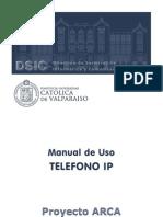 Manual DSIC Telefono IP V3 0
