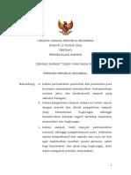 UU No 18 Th 2008 ttg Pengelolaan Sampah.pdf