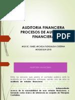 Procedimientos de Auditoria Financiera Esta Para Exponer